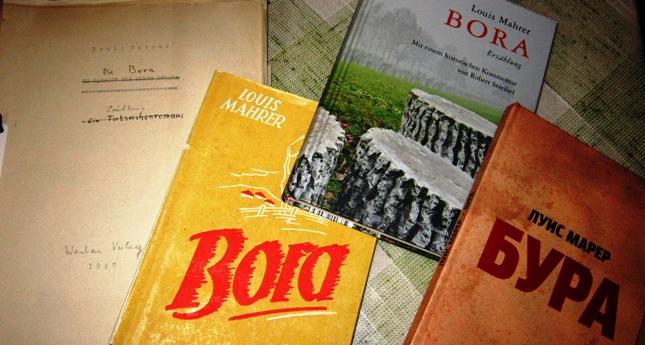 Bora Manuskript +3Ausgaben 1