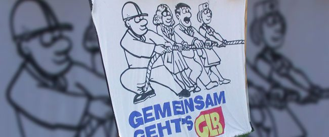 GLB-Transparent: GLB - Gemeinsam geht's