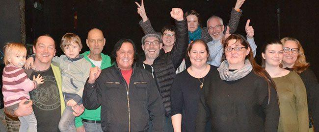 Team zur Gemeinderatswahl 2020 in Fischamend
