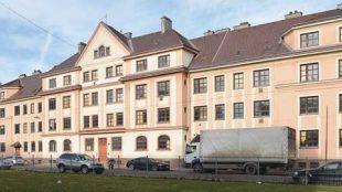 Leerstehender Gemeindebau in St. Pölten