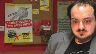Samuel Seitz hat KPÖ plus in diesem Wahlkampf sympathisch und kompetent vertreten
