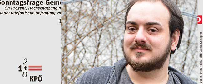 Samuel Seitz, Spitzenkandidat für KPÖ-Plus - offene Liste